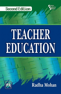 Teacher Education Paperback – 1 January 2019 by Mohan Radha (Author)