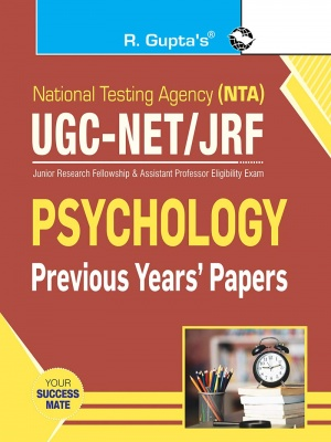 NTA-UGC-NET/JRF: Psychology (Paper II) Previous Years' Papers Paperback – 1 January 2021 by RPH Editorial Board (Author)