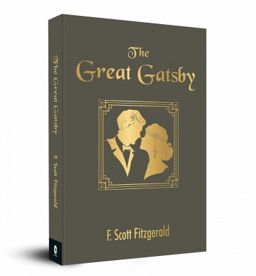 The Great Gatsby Paperback – 1 April 2018 by F. Scott Fitzgerald  (Author)