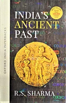 Oxford - India's Ancient Past - 2021 Edition Perfect Paperback – 13 February 2021 by R. S. Sharma (Author)