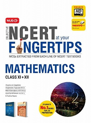 Objective NCERT at Your Fingertips for NEET-JEE - Mathematics Paperback – 29 June 2018 by MTG Editorial Board (Author)