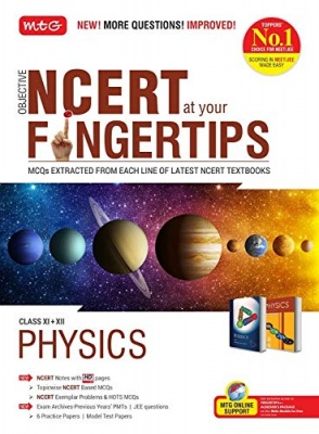 Objective NCERT at your FINGERTIPS for NEET-AIIMS - Physics Paperback – 21 July 2020 by MTG Editorial Board (Author)