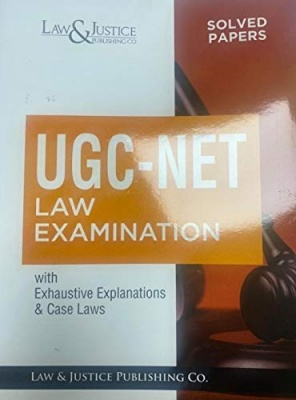 UGC-NET Law Examination with Exhaustive Explanations & Case Laws (SOLVED PAPERS) Paperback – 1 January 2021 by Anshul Jain (Author)