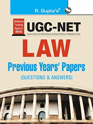 NTA-UGC-NET/JRF: LAW (Paper I & Paper II) Previous Years' Paper (Solved): Previous Years' Papers Solved (Popular Master Guide) Paperback – 1 January 2020 by RPH Editorial Board (Author)
