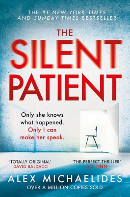 The Silent Patient: The record-breaking, multimillion copy Sunday Times bestselling thriller and Richard & Judy book club pick Paperback – 15 July 2019